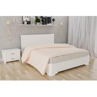 Кровать Olimp Милена с подъемным механизмом и интарсией